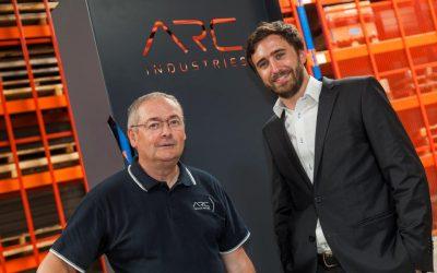 Tôlerie ARC Industries : une histoire de plus de 35 ans…