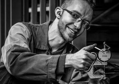La tôlerie ARC Industries une PME artisanale