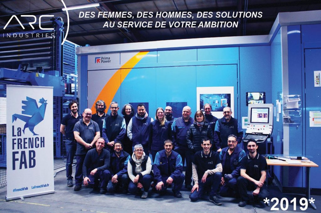voeux 2019 arc industries