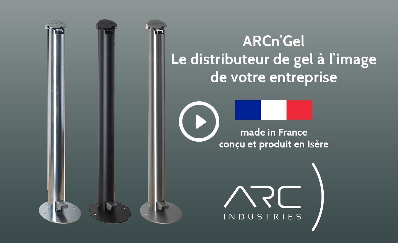arcngel arc industries distributeur gel